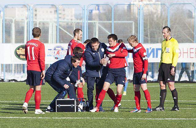 Ни один матч «Минска» не проходит без серьезных столкновений.