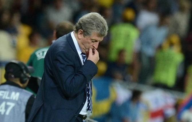 Наставнику сборной Англии в матче со шведами довелось изрядно понервничать