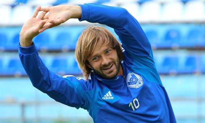 Дмитрий Сычев не феерил в минском «Динамо», не забивает и в «Волге»