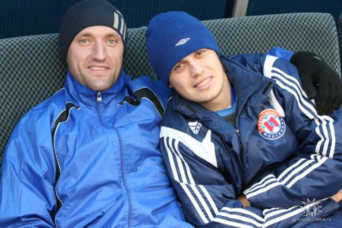 Павел Беганский играл в разных странах и городах. В Мариуполе на тренировках ему приходилось выполнять самое странное упражнение