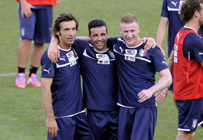 Несмотря на свой футбольный вес. итальянцы выигрывали Евро всего однажды