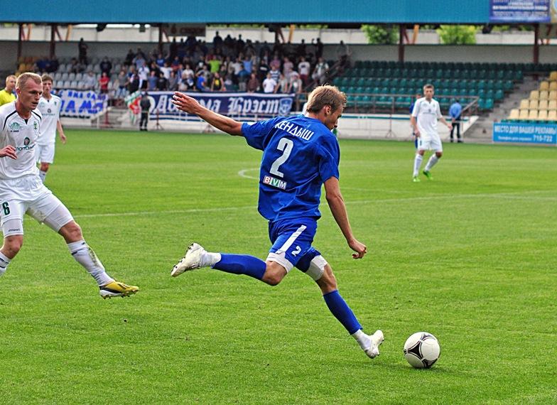 Перемещаемся в Гомель на матч местной команды с брестским «Динамо».