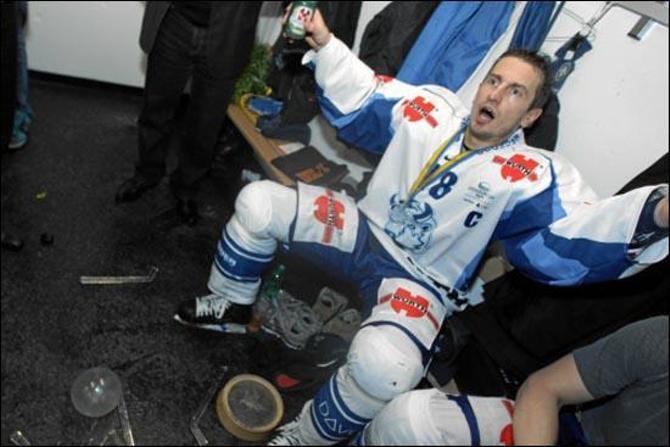 Вилле Пелтонен помог «Динамо» выиграть единственный трофей после ухода в КХЛ