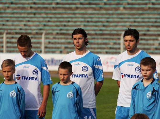 Боснийцу Аднану Захировичу комфортно в «Динамо»