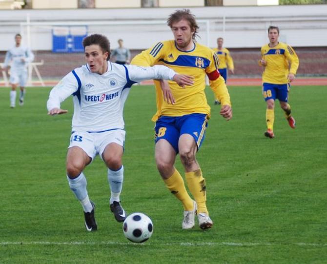 Дмитрий Верховцов вернулся в строй, Мозолевский -- не забил