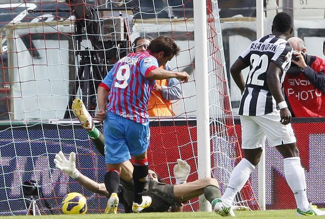 Гол Берхессио в ворота «Юве» не был засчитан ошибочно