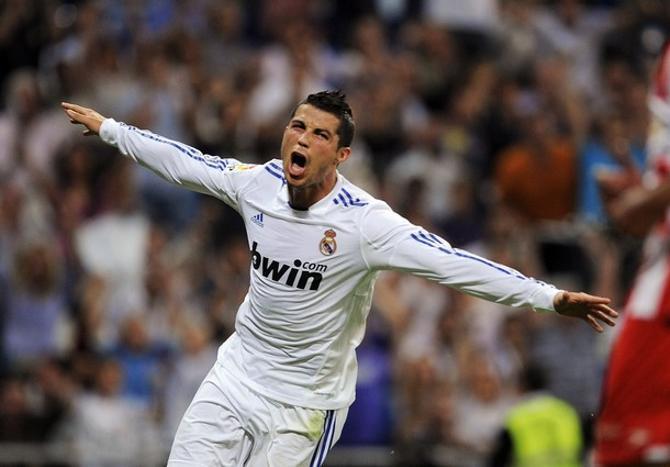 Криштиану Роналду установил фантастическое достижение - 41 гол в 34 матчах чемпионата Испании.