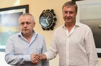 болельщики, Динамо Киев, Александр Хацкевич, Игорь Суркис
