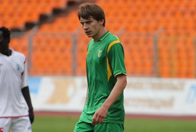 Андрей Воронков не жалеет о выборе, сделанном в пользу Гродно