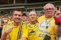 болельщики, Лига Европы УЕФА, высшая лига Эстония, БАТЭ, высшая лига Беларусь