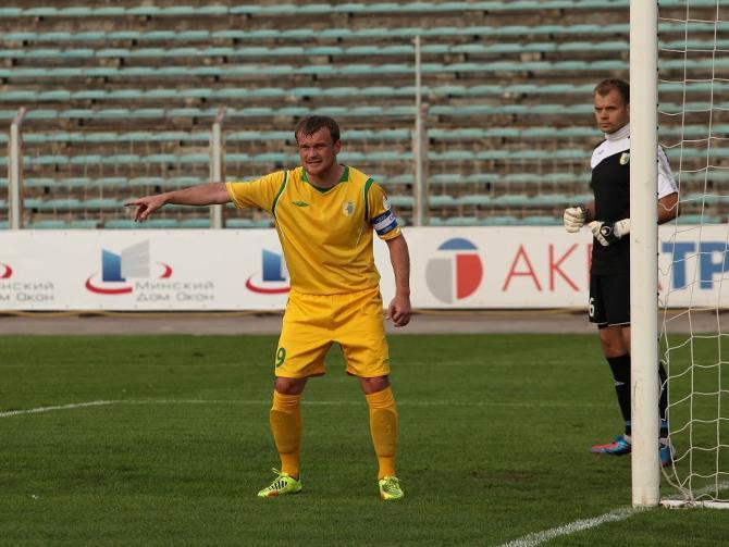 Иван Денисевич поиграл во многих командах, но самой любимой был и остается «Неман»