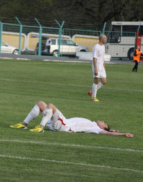 Расстройство мозырских футболистов можно понять.