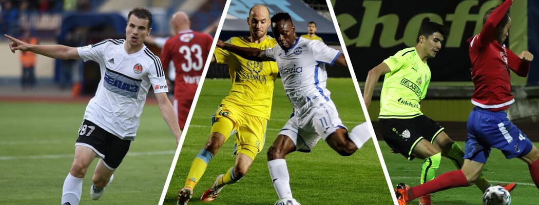 «Динамо» надеется сыграть в Бресте, «Шахтер» собирается в Сербию, в Жодино ждут ответа из Дании. Где белклубы проведут домашние матчи в еврокубках