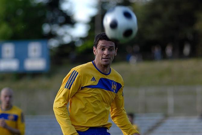 Для бразильца Жувенала новополоцкий отрезок карьеры, похоже, завершен