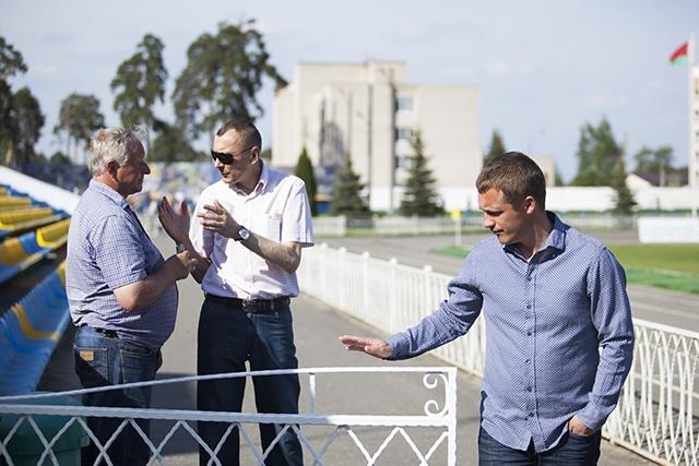 Интересно, о чем в этот момент думал Виктор Гончаренко?