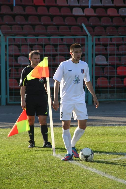Михайло Цакич дебютировал в «Славии» в не самом плохом для мозырской команды матче
