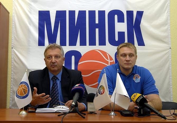 Константин Шереверя мечтает, чтобы на баскетбол спрашивали лишний билетик.