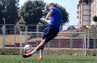 Как развлекается один из самых перспективных футболистов Беларуси