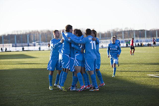 Последние два матча «Динамо» выиграло с общим счетом 8:0. Впечатляюще.