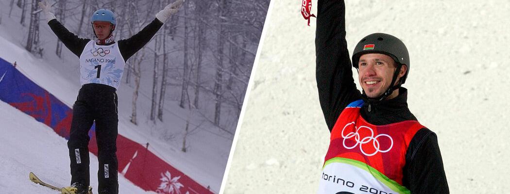 Дащинский первым из беларусских фристайлистов взял медаль на Олимпиаде: его свалил грипп перед стартом, а соперники не воспринимали всерьез