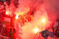 Марсель, Атлетико, болельщики, Лига Европы