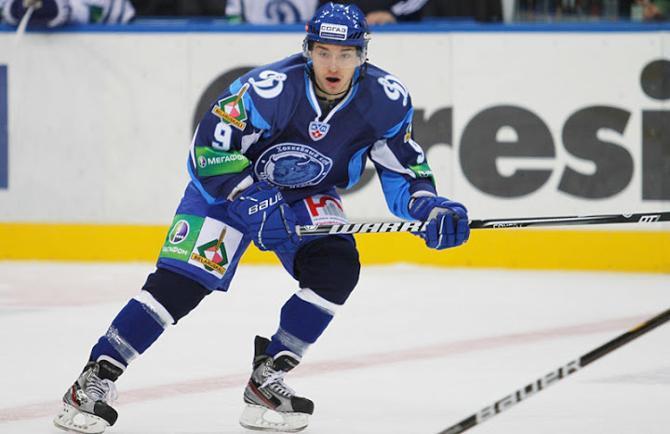 Станислав Лопачук — единственный игрок нынешнего состава «Динамо», пришедший в клуб через драфт
