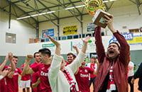 высшая лига Чехия, мини-футбол