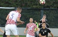 сборная Хорватии U-21, квалификация Евро U-21, Денис Щербицкий, Людас Румбутис, Иван Бахар, сборная Беларуси U-21