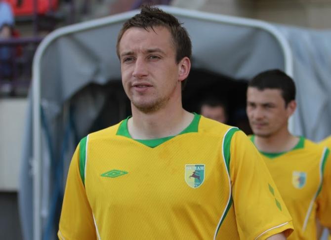 До окончания контракта Евгения Савостьянова с «Неманом» осталось три месяца.