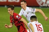 сборная Беларуси по футболу, Сборная Бельгии по футболу, квалификация ЧМ-2022