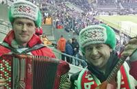 Ислочь, квалификация Евро-2020, Сборная Германии по футболу, сборная Беларуси по футболу, болельщики