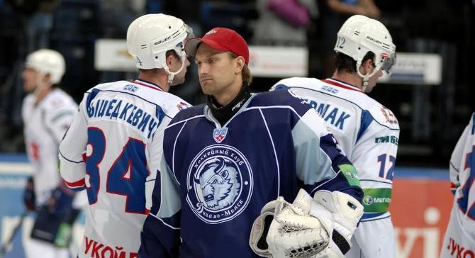 Мика Окса не смог закрепиться в КХЛ