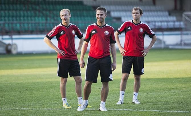 Максим Скавыш обрадовался, что нынче дебютанты сборной не поют