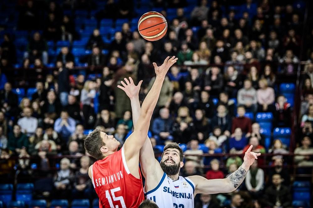Белорусские баскетболисты обыграли чемпионов Европы вотборе наЧМ