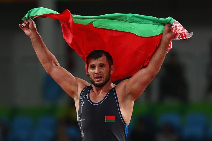 Белорусский борец сегодня поборется забронзовую медаль Олимпиады