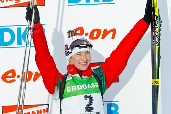 В 2011 году белорусские спортсменки были удачливее белорусских спортсменов.