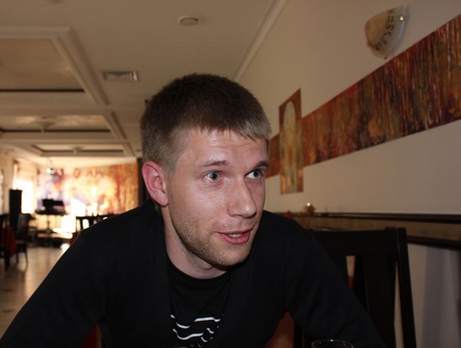 Денис Курчевский просит фанатов