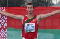 Максим Недосеков, чемпионат Европы (U-20), прыжки в высоту