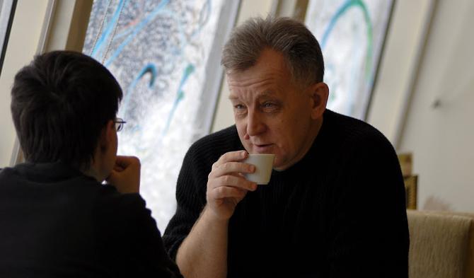 В 2012-м Сергей Новиков радовал убойным красноречием