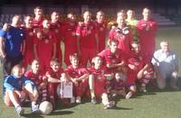 любительский футбол, Речица 2014