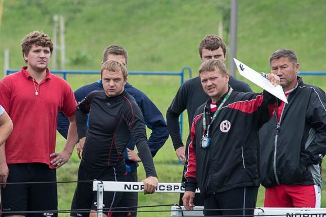 Дмитрий Кравченко рассчитывает выжать из своей команды максимум.