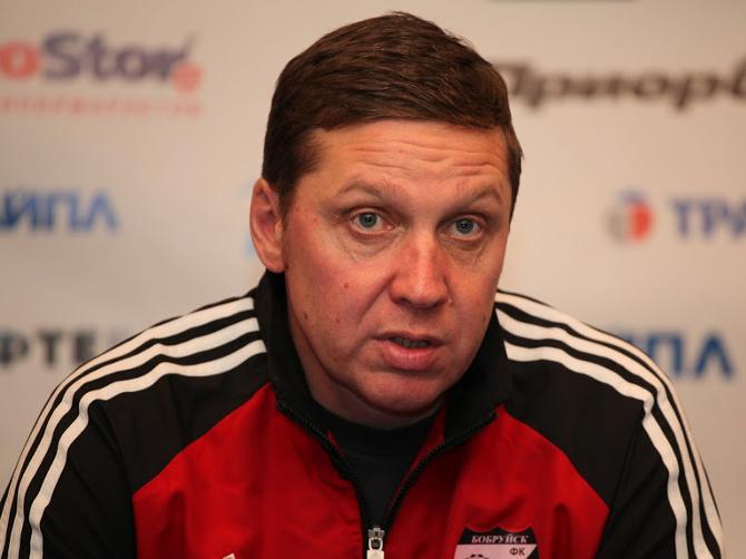 Сергей Яромко — еще один представитель белорусского футбола, с которым «Белшина» не смогла расстаться полюбовно