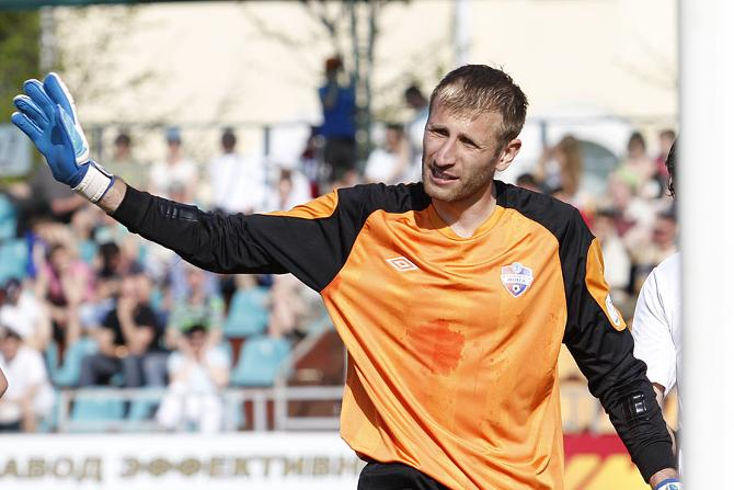 Владимир Бушма стал одним из главных героев еврокубкового сезона «Минска»