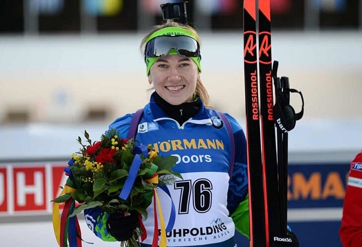 Анна Сола, сборная Беларуси жен, Кубок мира по биатлону