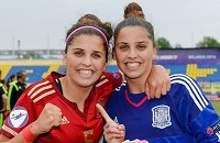 сборная Испании U-17, чемпионат мира среди девушек, сборная Испании жен
