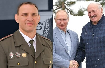 самбо, милиция, Политика, ОМОН, Александр Лукашенко