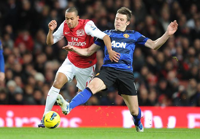 «МЮ» – «Арсенал» – главный хит европейской субботы