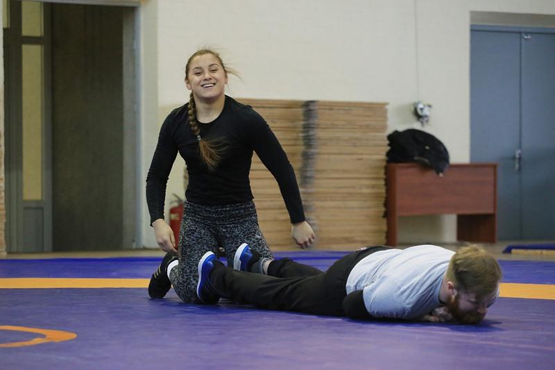 женская борьба, Рио-2016, Мария Мамошук, Сергей Смаль