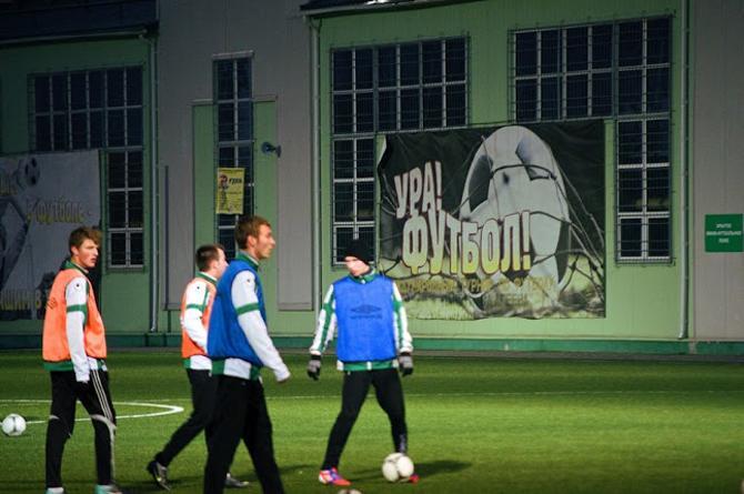 В Гомеле радуются не только футболу как таковому, но и победе своей команды в чемпионате дублеров в частности