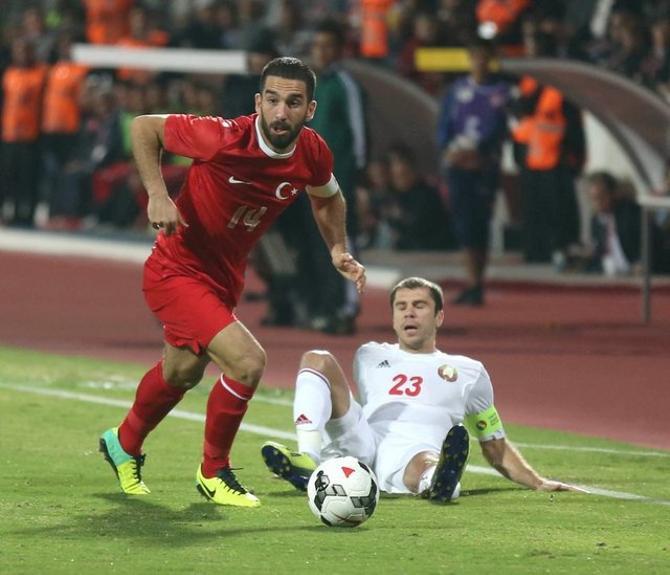 В Турции победу над Беларусью посчитали будничной